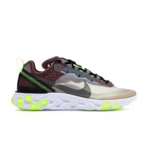 Кроссовки Nike React Element 87 Desert Sand купить