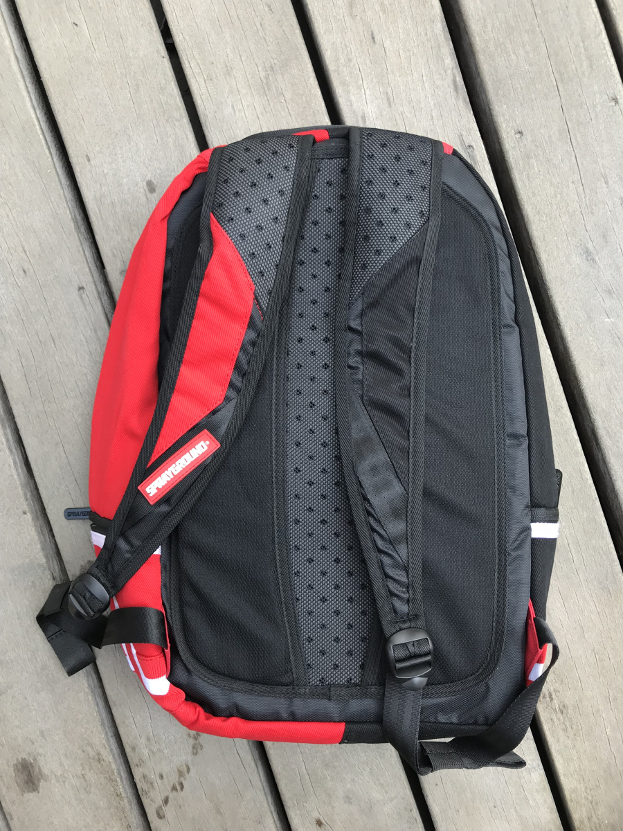 Sprayground NBA Chicago Bulls Split Backpack-10