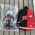 Sprayground NBA Chicago Bulls Split Backpack-3