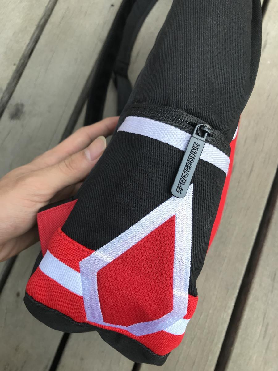 Sprayground NBA Chicago Bulls Split Backpack-6
