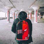 Sprayground NBA Chicago Bulls Split Backpack-9