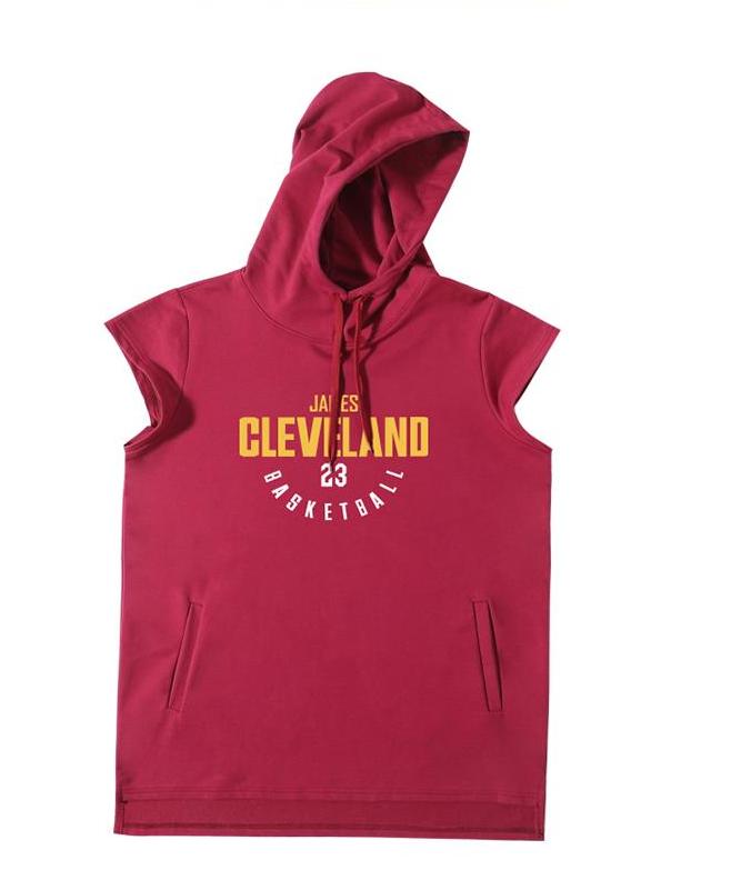 Тренировочный худи Cleveland Cavs James 23