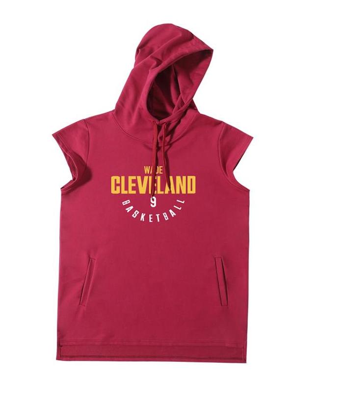 Тренировочный худи Cleveland Cavs Wade 9