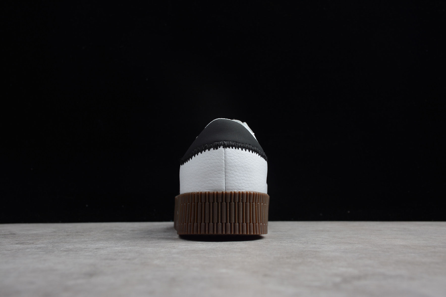 adidas Sambarose White Black Gum (W)-1