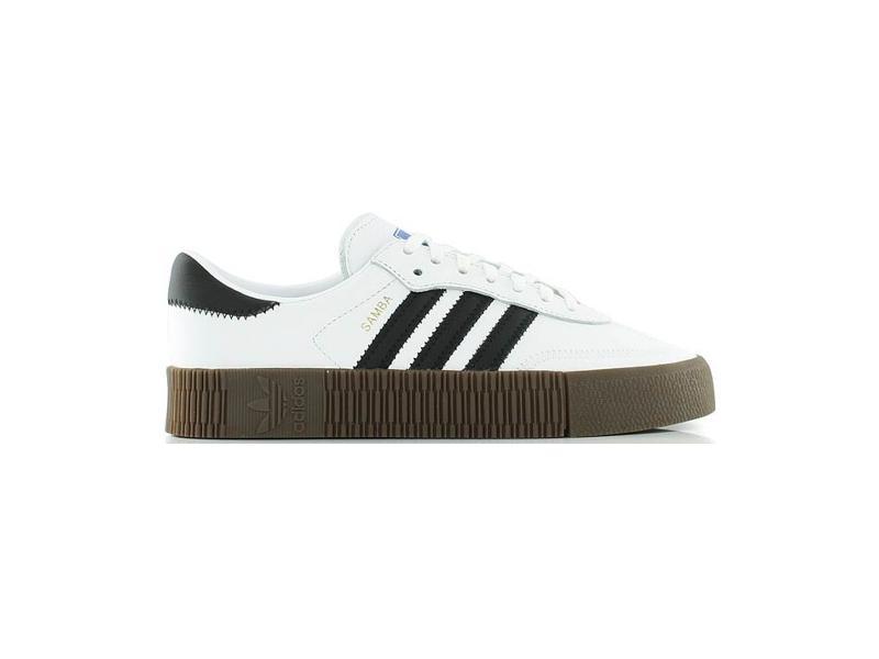adidas Sambarose White Black Gum (W)