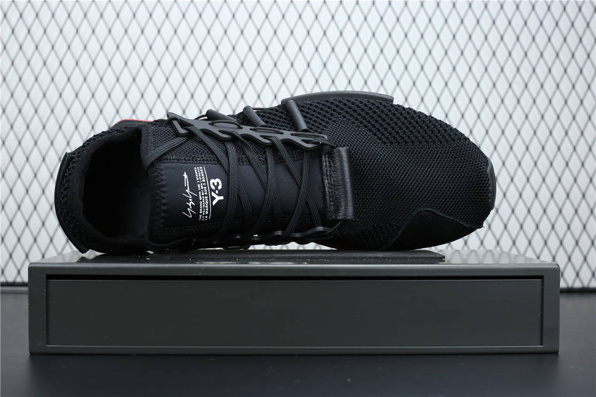 adidas Y-3 Harigane Black Chili Pepper-4