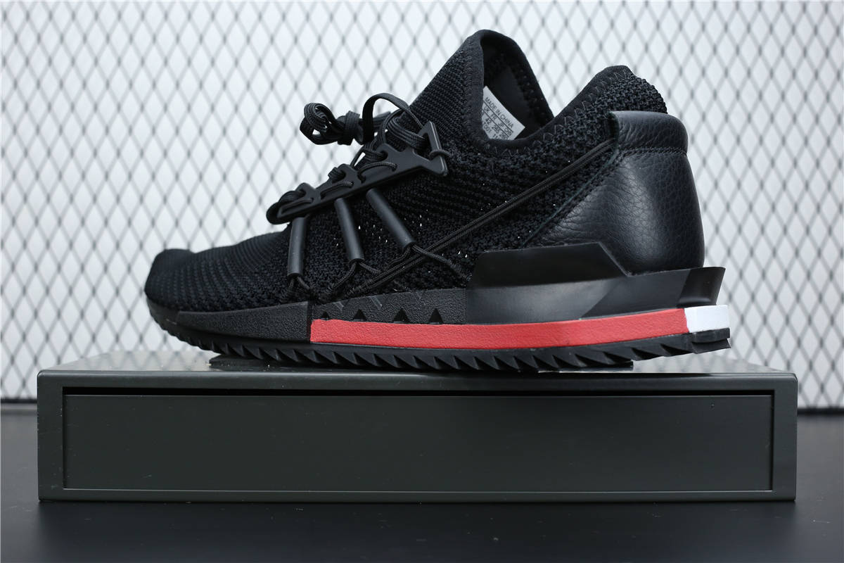 adidas Y-3 Harigane Black Chili Pepper-6