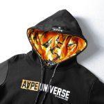 AAPE Universe Orange Camo-2