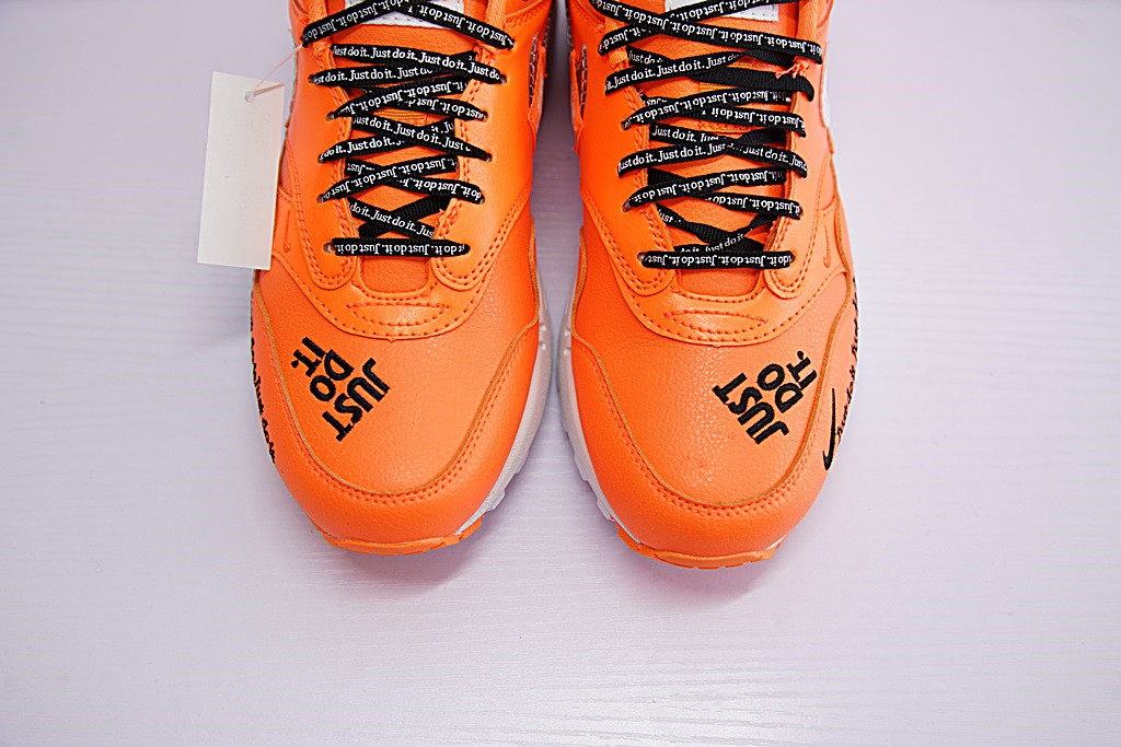 Купить кроссовки Air Max 1 Just Do It Pack Orange
