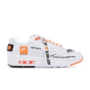 Купить кроссовки Air Max 1 Just Do It White оригинального качества с подарком