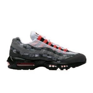 Купить Air Max 95 Atmos We Love Nike (Bright Crimson)