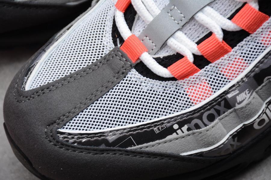 Air Max 95 Atmos We Love Nike (Bright Crimson)-4
