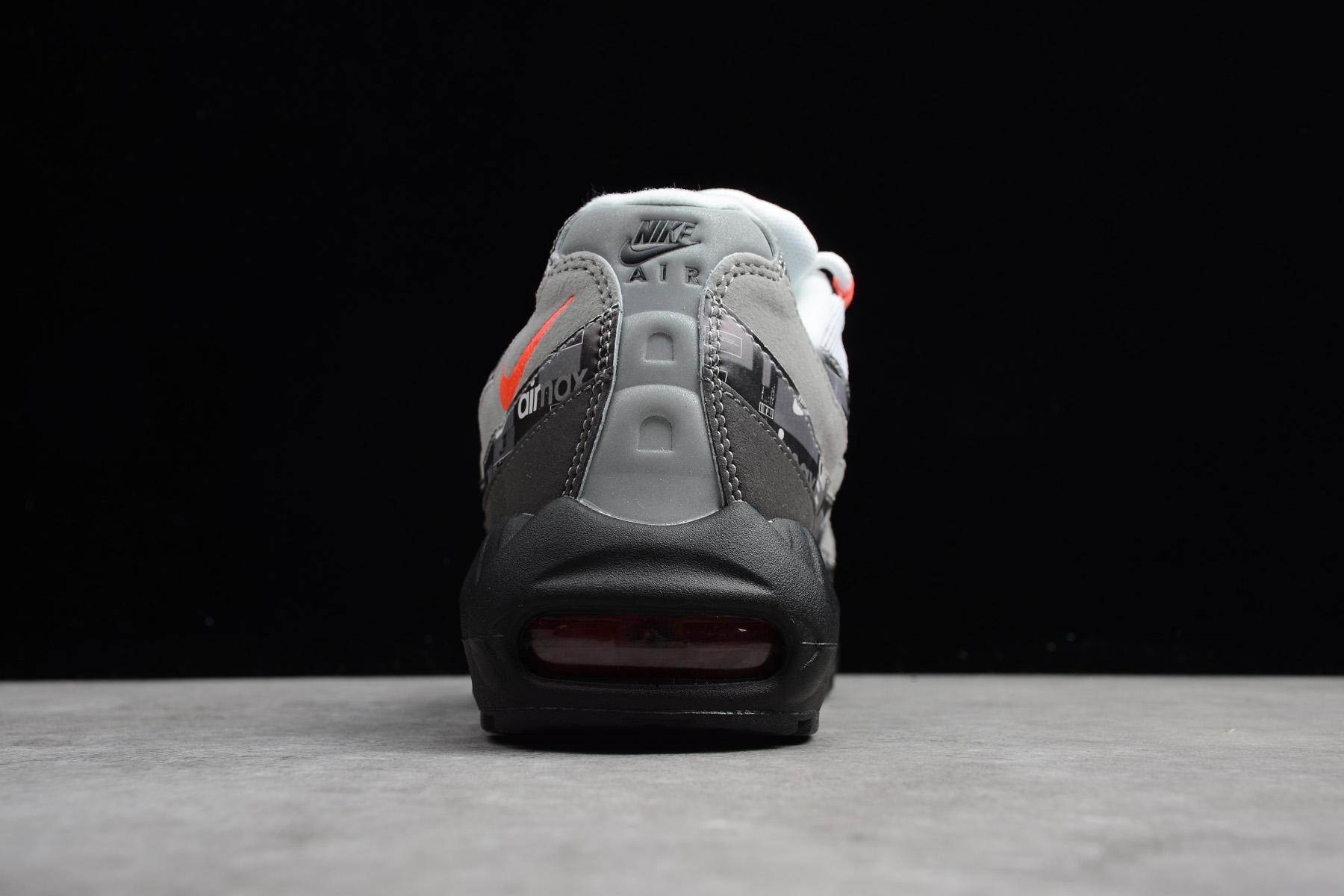 Air Max 95 Atmos We Love Nike (Bright Crimson)-6
