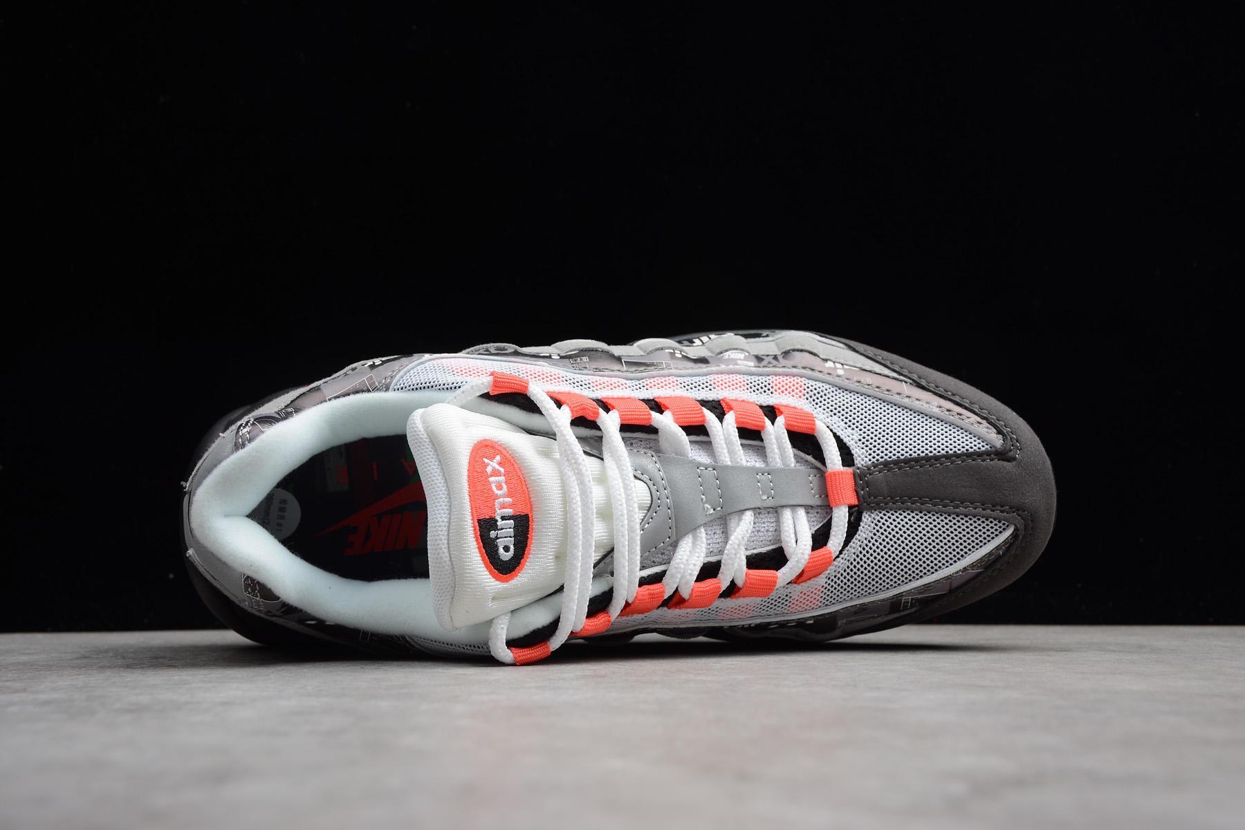 Air Max 95 Atmos We Love Nike (Bright Crimson)-8