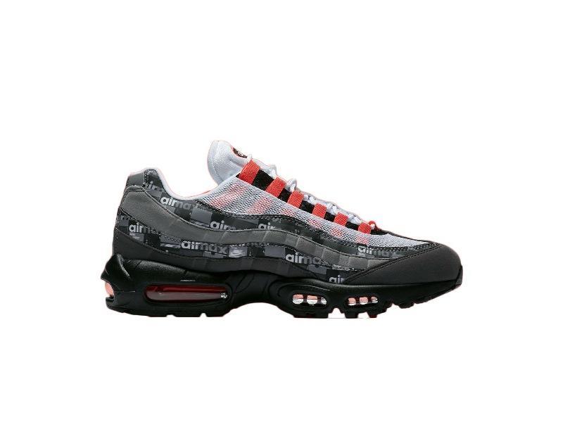 Air Max 95 Atmos We Love Nike (Bright Crimson)
