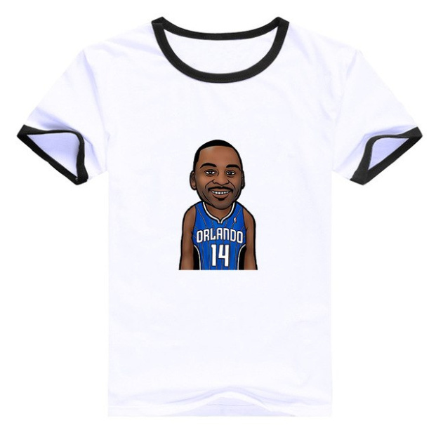 Jameer Nelson 14 White T1-2