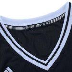 Jeremy Lin 7 Brooklyn Nets adidas Replica Black-1