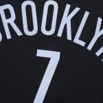 Jeremy Lin 7 Brooklyn Nets adidas Replica Black-2