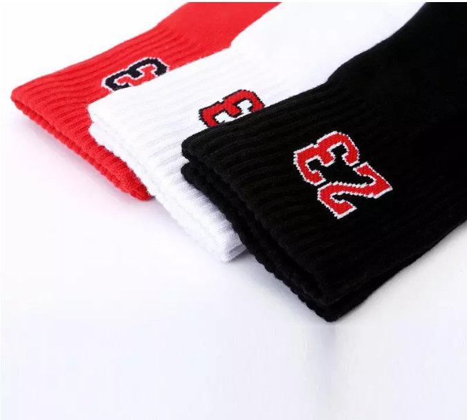 Носки с номером 23-2