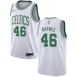 Купить баскетбольную джерси 2017-18 Celtics Aron Baynes 46 Association White с бесплатной доставкой.