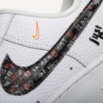 Air Force 1 Low Just Do It Pack White Black-15