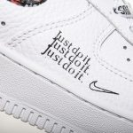 Air Force 1 Low Just Do It Pack White Black-6