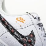 Air Force 1 Low Just Do It Pack White Black-7