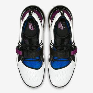 Купить кроссовки Air Force 270 White Lyon Blue оригинального качества с подарком и бесплатной доставкой.