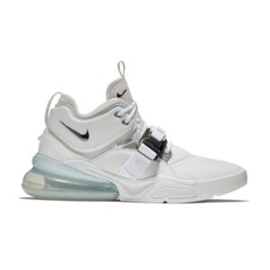 Купить кроссовки Air Force 270 White Metallic Silver