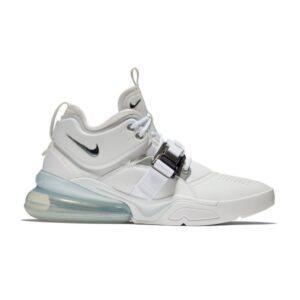 Купить кроссовки Air Force 270 White Metallic Silver