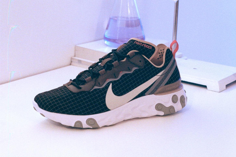 Nike React Element 55 – эксклюзив для size?