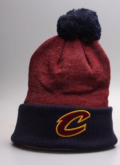 Cavaliers Mitchell & Ness Knit Hat 2018-1