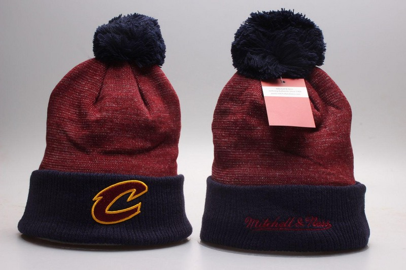 Cavaliers Mitchell & Ness Knit Hat 2018