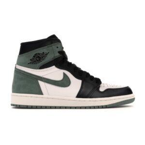 Купить кроссовки Jordan 1 Retro High Clay Green с подарком