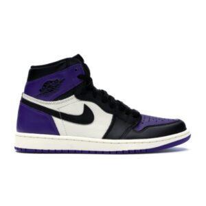 Купить кроссовки Jordan 1 Retro High Court Purple
