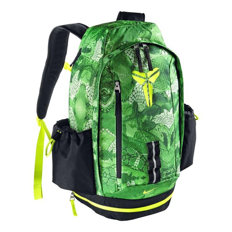 Kobe Bagpack Mamba 2017 Green