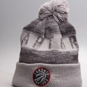 Купить шапку Raptors Mitchell & Ness Knit Hat 2018