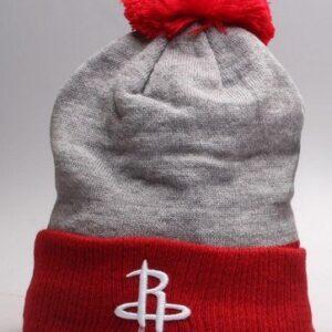 Купитьшапку Rockets Knit Hat by Mitchell Ness с бесплатной доставкой.