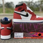 Jordan 1 Retro High Spider Man Origin Story (Special Box)-3