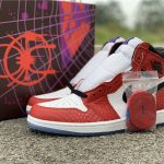 Jordan 1 Retro High Spider Man Origin Story (Special Box)-4