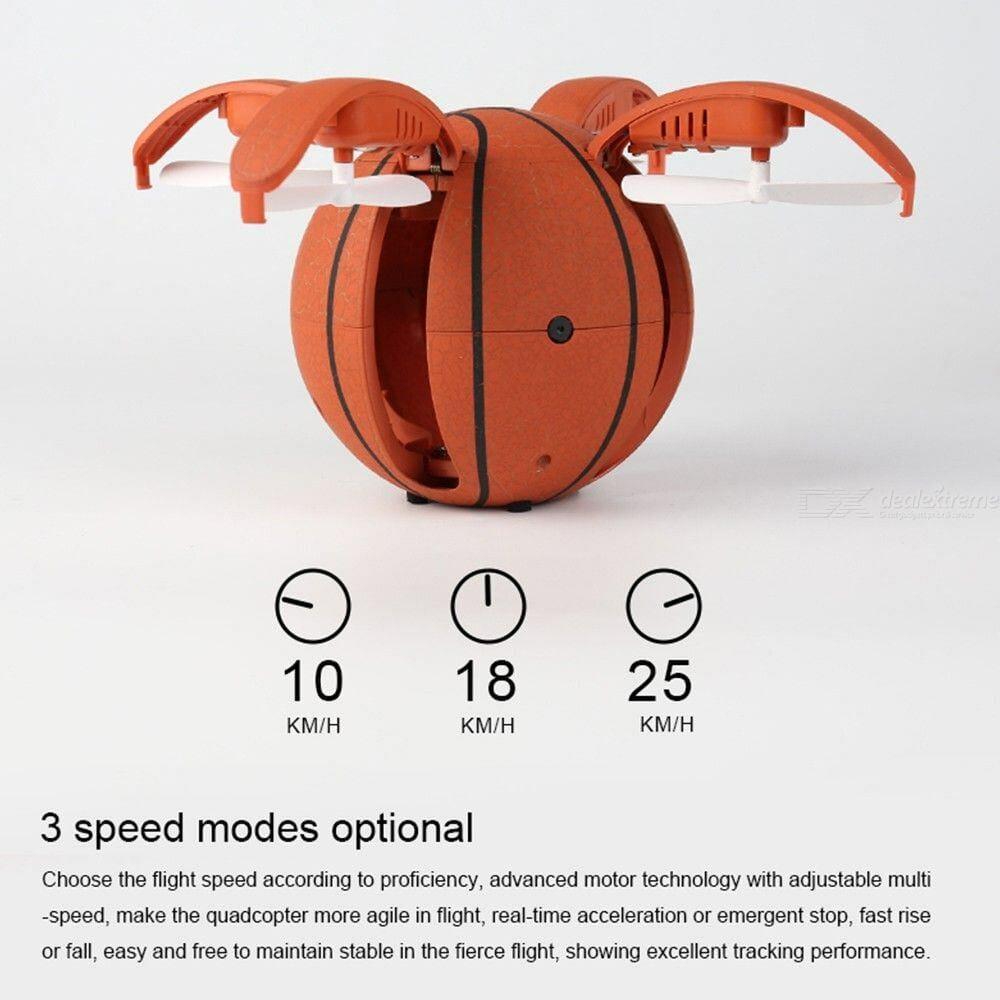 Quadcopter Smart Drone Basketball-1