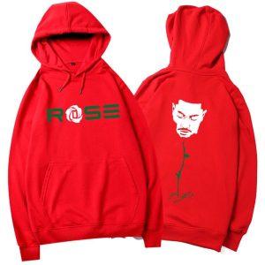 Купить худиRose #1 Longsleeve Hoodie с бесплатной доставкой