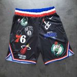 Supreme Nike NBA Teams Authentic Short Black-1