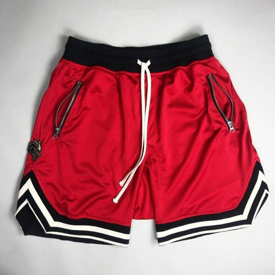 Wolves Club Court Shorts-6