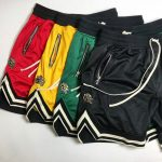 Wolves Club Court Shorts-8