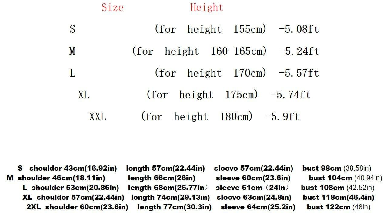 Размеры для баскетбольных худи Oranje