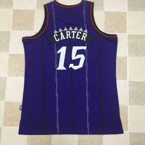 1998-99 Carter Raptors #15 Hardwood Classics Purple
