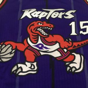 1998-99 Carter Raptors #15 Hardwood Classics Purple