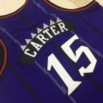1998-99 Carter Raptors #15 Hardwood Classics Purple-6