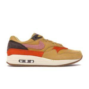 Заказать поиск кроссовок Air Max 1 Crepe Wheat Gold Rust Pink